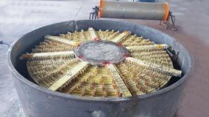 石炭または鉱山または建築材料(粗い状態)のためのRcdeb-14シリーズ中断電磁石の分離器