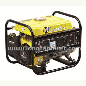 Carrying를 위한 1.5kw Small Portable Home Use Gasoline Generator Easy