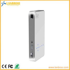 Projector van de Harde schijf van de Steun USB van de Projector van de bioskoop de Gelezen Mobiele Gegevens