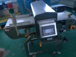 El detector de metales para la línea de producción de alimentos