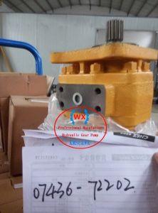 Один год гарантии~заводе производят KOMATSU Бульдозер D355A-3 07442-71102 насоса системы рулевого управления