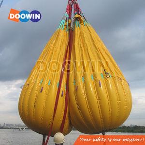 25ton sacos de peso com água Guindaste no Teste de Carga