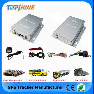 Ubicación de dos vías de la puerta de bloqueo y desbloqueo rastreador de GPS para coche