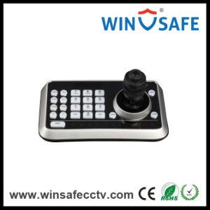 Het volledig operationele Controlemechanisme van de Camera van het Toetsenbord PTZ van het Systeem