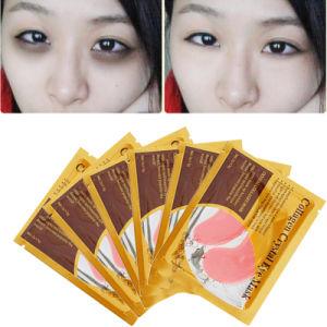 Mascherina di occhi di cristallo del collageno di generi