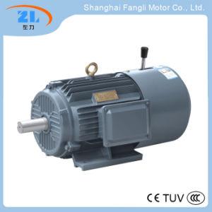 3kw Yej100L2-4 série Yej freinage électromagnétique moteur à induction triphasés