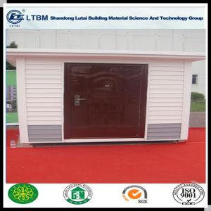 Mur de 9 mm Matériau de revêtement de ciment les panneaux de fibre de bois