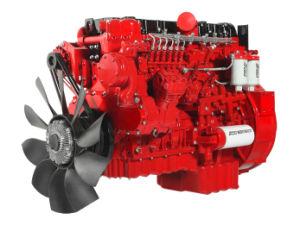 in de Dieselmotor 6D230-E3p van het Voertuig Lovol van de Waterkoeling van de Voorraad