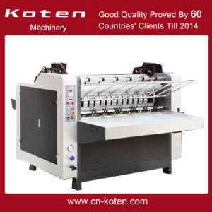 半自動ボール紙のラミネーション機械Kfmj-1000/1150