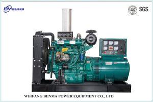Groupe électrogène Diesel avec moteur Shangchai 6 cylindres
