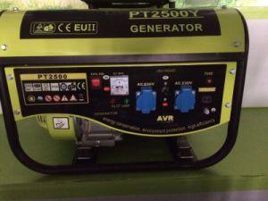 電気ホーム力の携帯用ガソリンか反動の発電機の発電機セット