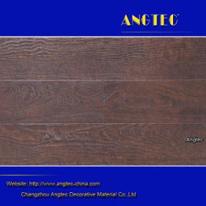 Poco relieve del suelo de Piso Laminado núcleo marrón