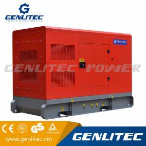 Cummins Engine 40kVAの販売のためのディーゼル発電機32kwの発電機セットを使って