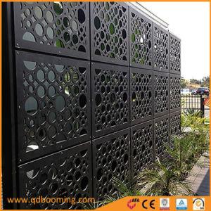 Comitato decorativo esterno personalizzato dello schermo del metallo