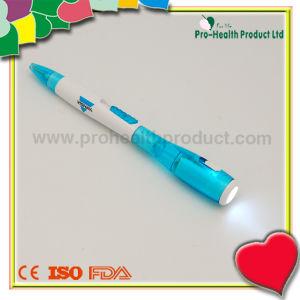 Commercio all'ingrosso chiaro della penna di Ballpoint del LED