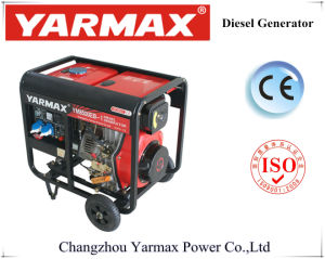 6kVA Trifásico Generador Diesel