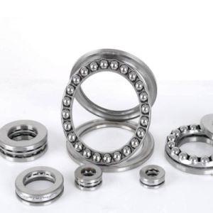 Хромированная сталь одним направлением упорный шарикоподшипник (51106)