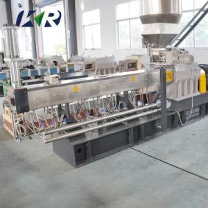 Het recycling van Plastiek die Machine pelletiseren
