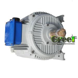 5KW 900rpm 3 Fase AC baixa velocidade/rpm gerador de Íman Permanente síncrona, vento/Água/Potência hidrostática
