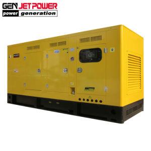 Gruppo elettrogeno meno diesel di potere del combustibile 38kVA 113kVA