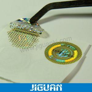 4e243bf0e88 Custom 3D защиты от несанкционированного вскрытия оставьте Honeycomb и не  имеющими юридической силы безопасности голограмму на