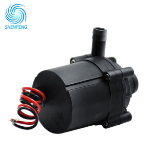 pompa ad acqua ad alta pressione senza spazzola di CC 12V