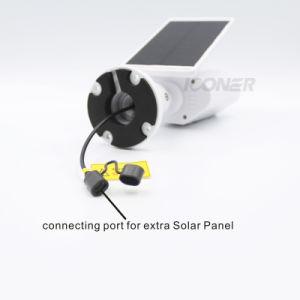 Les nuages 960p/1080P Wire-Free WiFi de vision nocturne étanche IP caméras CCTV solaires Accueil de la sécurité sans fil