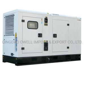 Двигатель Weichai генераторах звуконепроницаемых корпус генератора CE соответствует стандартам ИСО и дизельный генератор с ISO, CE