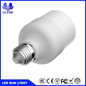 Con plástico de aluminio de alta potencia 50W Bombilla LED LUZ