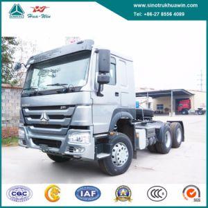 Sinotruk HOWO 6X4 트랙터 트럭