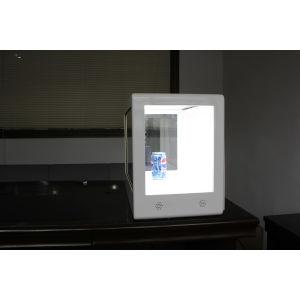 42 polegadas LCD transparente caixa de exibição com aparência de alta qualidade