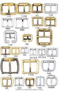 baa34174b96 Saco de caixa de travamento do cinto de aço Stainlesss Fivela Fivela  ocidental de travamento de