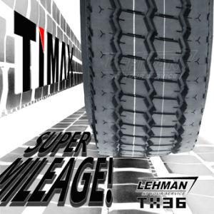 352000kms! Timax頑丈なTBR放射状バストラックのタイヤ(295/75r22.5、385/65r22.5、315/80r22.5、12r22.5、12.00r24)