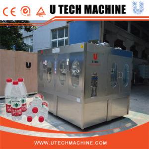 Volledige Automatische Bottelende het Vullen van het Water van het Huisdier Machine