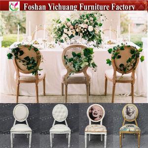 precio de fábrica de Foshan Restaurante cuero muebles metálicos ...