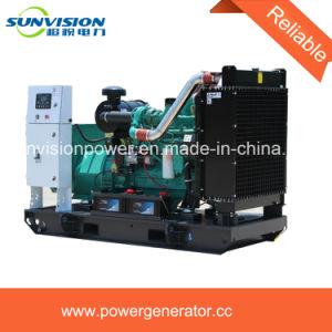 Set des Generator-100kVA für industrielle Anwendung, schalldichter Generator