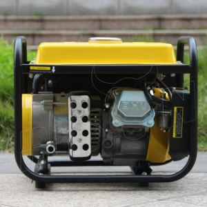 バイソン(中国)の工場価格によって1000Wは販売のためのインドの移動式電源ガソリン1kw AC発電機の価格が家へ帰る