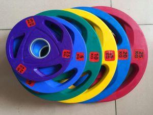 3개의 구멍 색깔 고무 무게 격판덮개 (SA16-B)