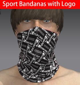 Sombreros tubos sin costura, magia, bufanda, Bandanas al aire libre, regalo promocional Bandanas, Deporte, bufanda, el deporte Bandanas Bandanas Bandanas, Coolmax, con el logotipo de imprimir