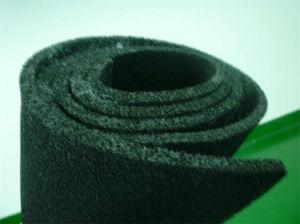 Mídia do filtro de carbono activado