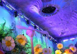 75W Indoor LED Wall Washer Bar Light voor Stage met Ce