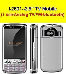 De Mobiele Telefoon van TV (I-2601)