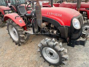 Yto 304 30Cv 4WD Tractor usado
