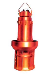 Pompe submersible Axial Flow