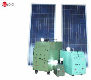 Sistema di generatore portatile di energia solare 300W (ST300)