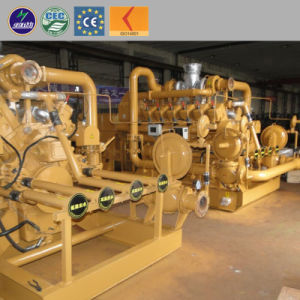 タービン世代別天燃ガスのメタンガス10kw - 500kwガスの発電機