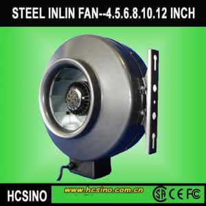 Ventilador do duto em linha de metais (HCGF-S2)