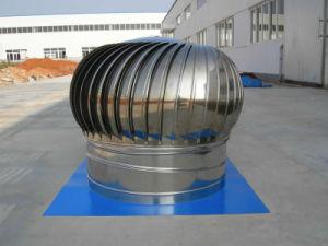 TurboVentilator van het Dak van het roestvrij staal het Machteloze