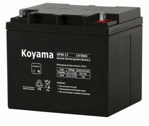 Pilha recarregável de boa qualidade a bateria VRLA