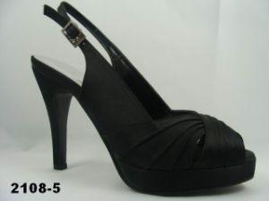 Slingbacks Fashion Lady Shoes (2108-5)